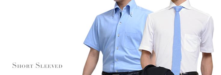 半袖シャツ/ワイシャツ/Yシャツ