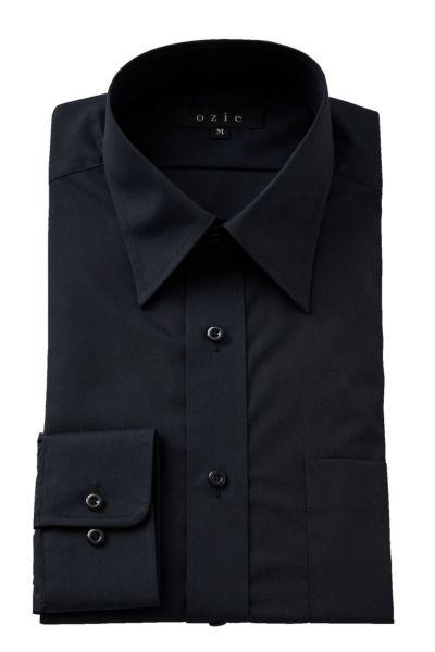 ワイシャツ 5955-01-J-BLACK