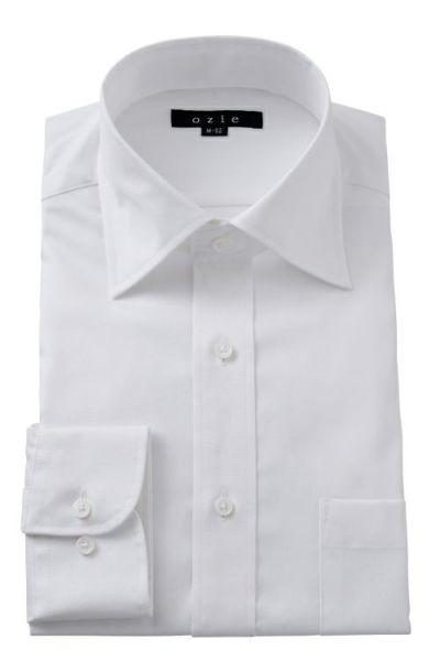 ワイシャツ 8023-L09A-1-WHITE