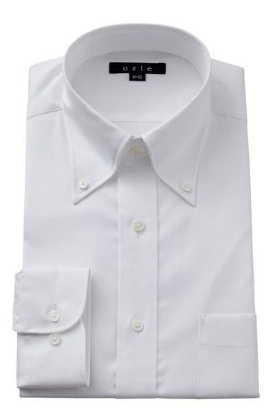 ワイシャツ・カッターシャツ 8024-L09A-1-WHITE