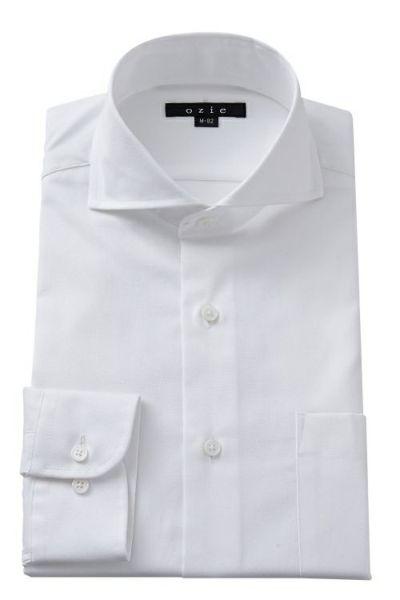 ワイシャツ・カッターシャツ 8070-H06A-1-WHITE