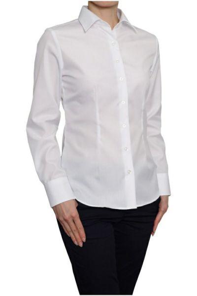 レディースシャツ 6271-1-WHITE-