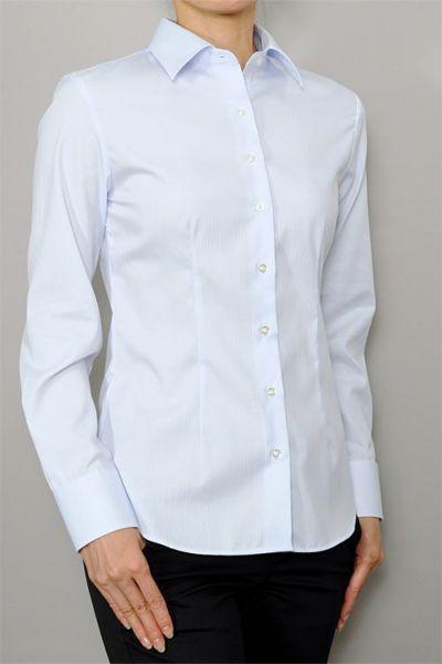 レディースシャツ 6271-C07-2-SAX-