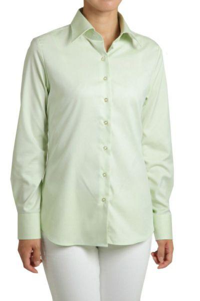 レディースシャツ 6071-C08-3-GREEN-