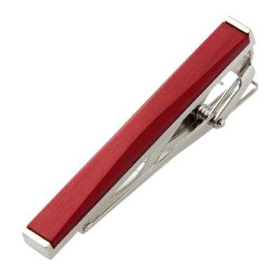 ネクタイピン・タイバー PIN-A-001-RED