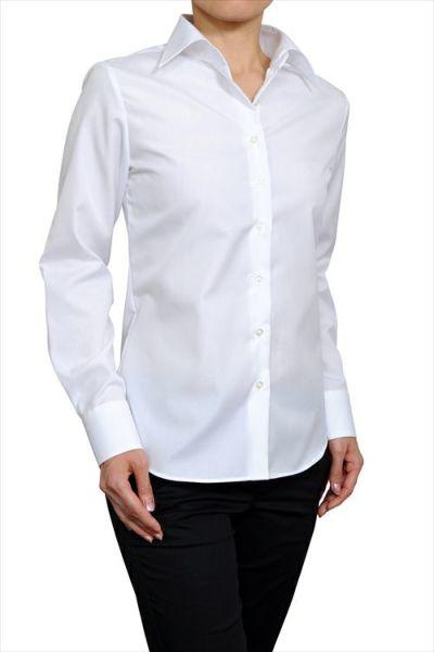 レディースシャツ 6071-1-WHITE-