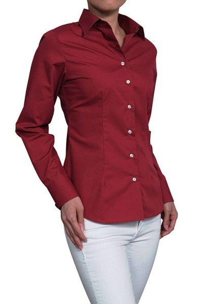レディースシャツ 6271R-3-RED-