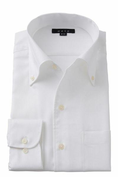 ワイシャツ・カッターシャツ 8051-E07A-WHITE