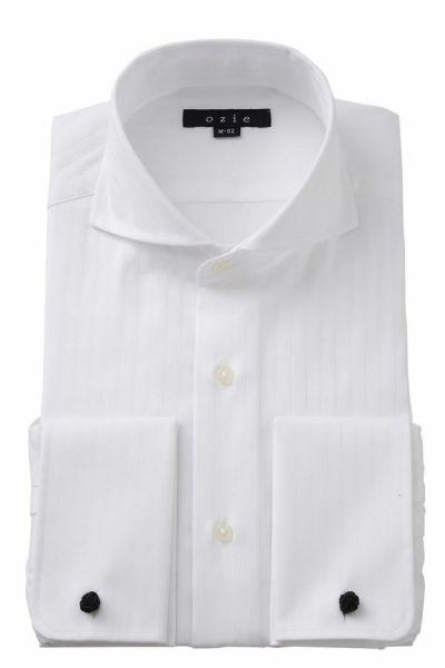ワイシャツ 8006-E08A-WHITE