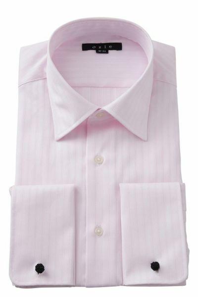 ワイシャツ 8007-E08C-PINK