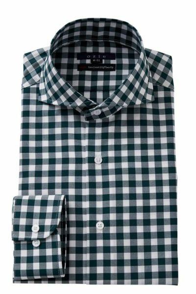 ワイシャツ8070-E09C-GREEN