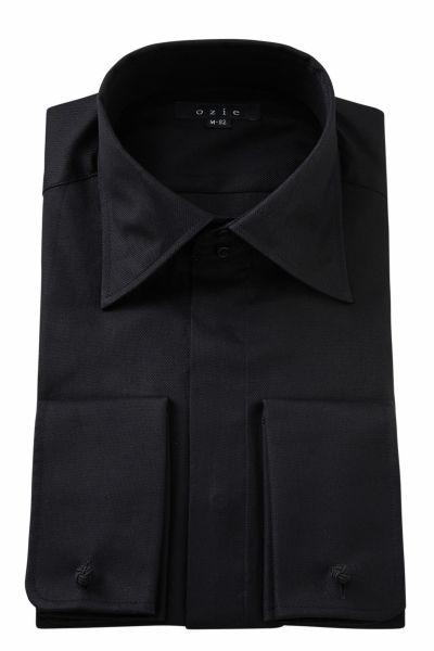 ワイシャツ・カッターシャツ 黒シャツ