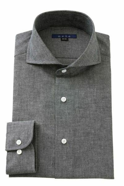 ワイシャツ 8070C-E11A-INDIGO