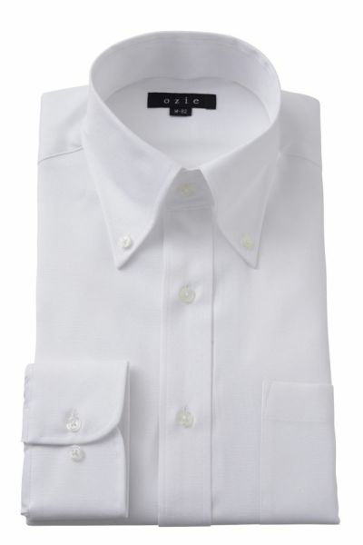 ワイシャツ・カッターシャツ 8009-Y01A-WHITE
