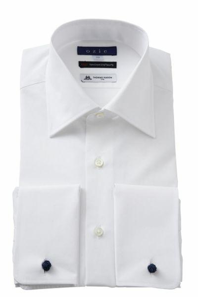 ワイシャツ・カッターシャツ 8085-WTM-WHITE