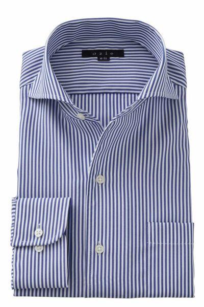 ワイシャツ・カッターシャツ 8045-Y05C-BLUE