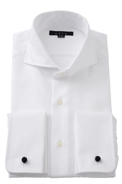 ワイシャツ 8006-Y09A-WHITE