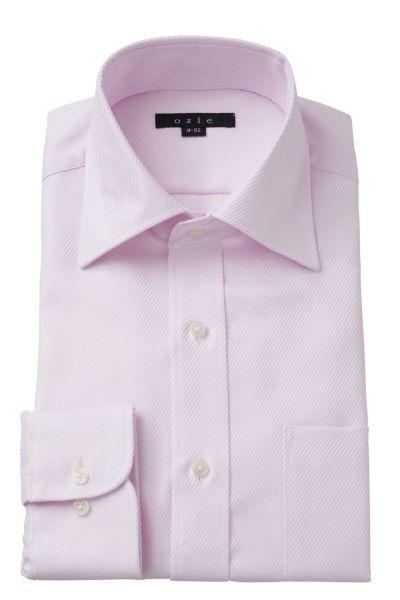 ワイシャツ 8023-Y10B-PINK
