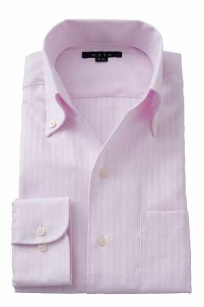 ワイシャツ 8044-Y10B-PINK