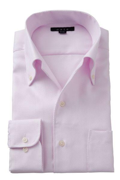 ワイシャツ 8051-Y10B-PINK