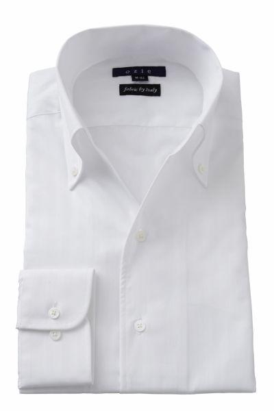 ワイシャツ 8044IT-Y10B-WHITE