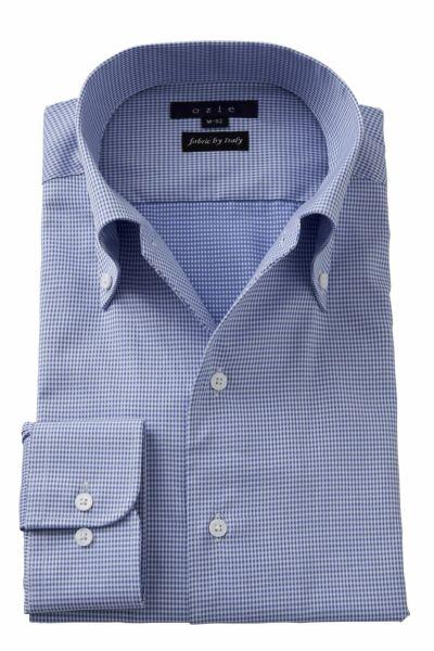 ワイシャツ 8051IT-Y10A-BLUE
