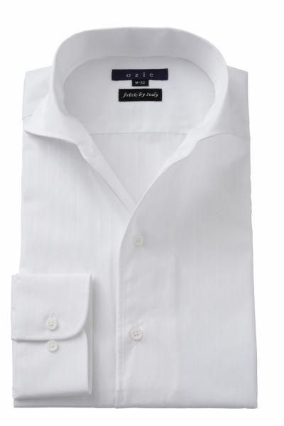 ワイシャツ 8045IT-Y10B-WHITE