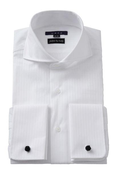 ワイシャツ 8006IT-Y10A-WHITE