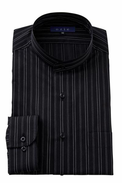 ワイシャツ 8063-Y10B-BLACK