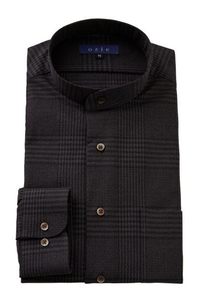 ワイシャツ 8063-Y10E-BROWN