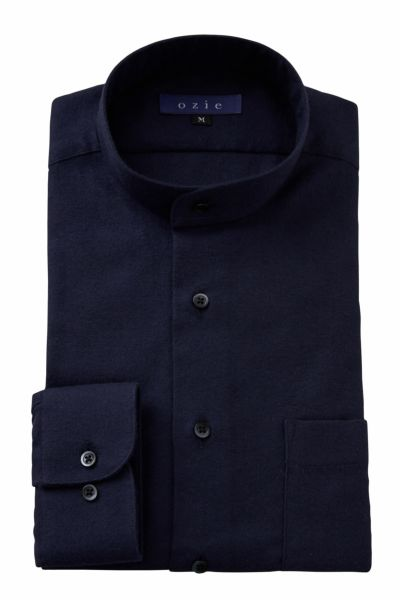 ワイシャツ 8063-Y10H-NAVY