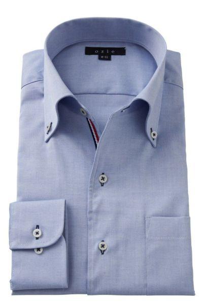 ワイシャツ 8051T-Y11A-BLUE