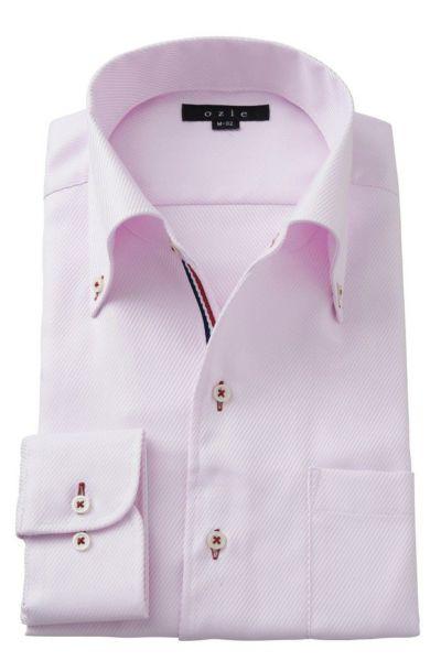 ワイシャツ 8051T-Y11B-PINK