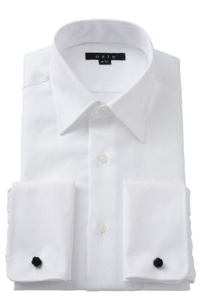 ワイシャツ 8005-Y11A-WHITE