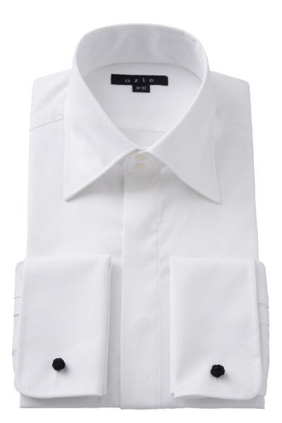 ワイシャツ 8066H-Y11A-WHITE