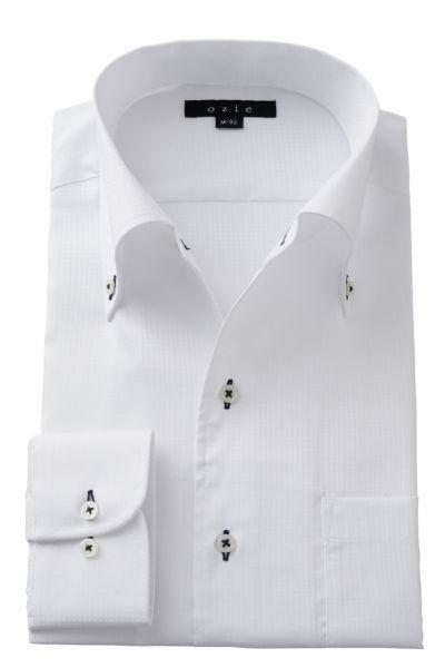 ワイシャツ 8051-A02B-WHITE