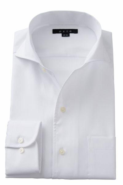 ワイシャツ 8045-A02A-WHITE