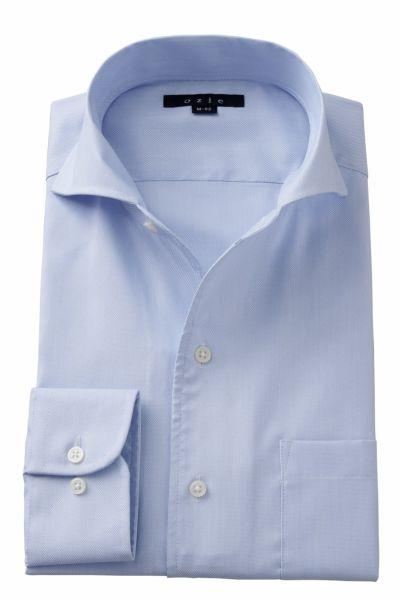 ワイシャツ 8045-A02B-SAX