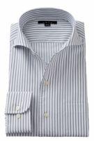 ワイシャツ 8045-A02C-NAVY