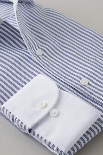 ozie(オジエ)のおすすめワイシャツはイタリアン・ワイドカラー・クレリック