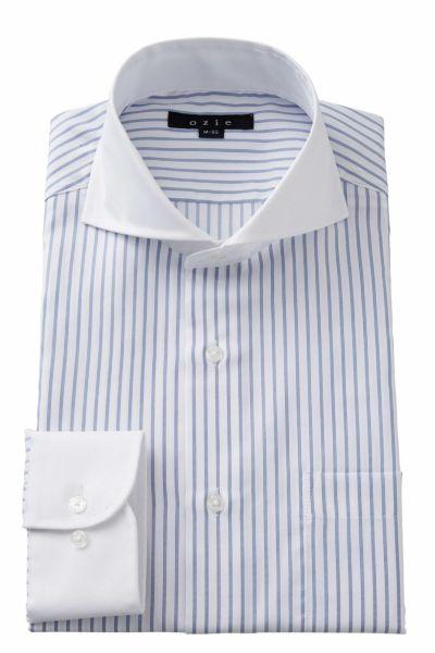 ワイシャツ 8070CL-A02B-BLUE