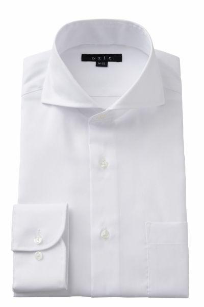 ワイシャツ 8070-A02A-WHITE