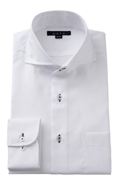 ワイシャツ 8070-A02B-WHITE