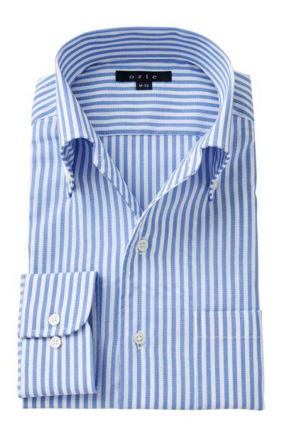 ワイシャツ 8051-A03A-BLUE
