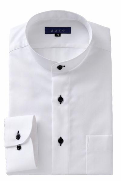 ワイシャツ 8063-A02A-WHITE