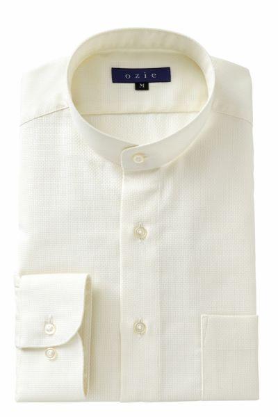 ワイシャツ 8063-A02F-YELLOW