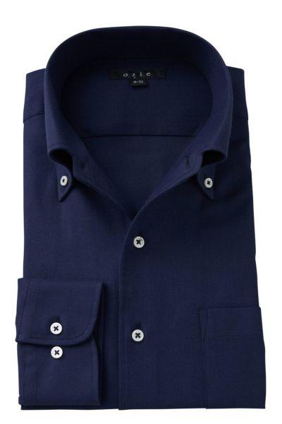ワイシャツ 8051-A03C-NAVY