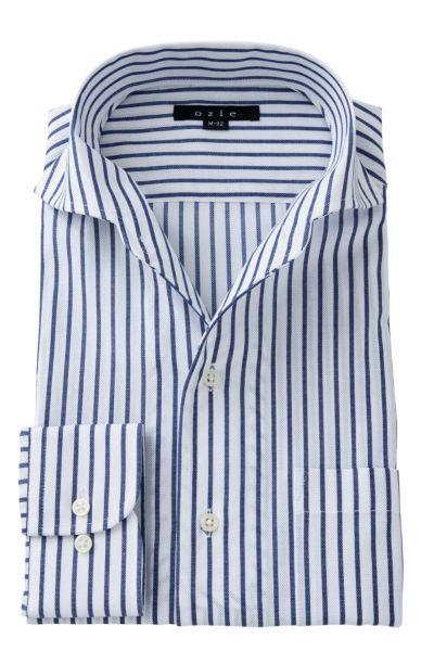 ワイシャツ 8045-A03D-NAVY