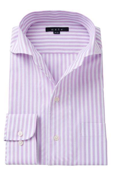 ワイシャツ 8045-A03F-PINK