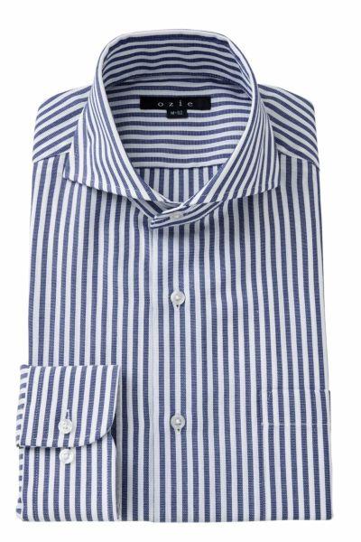 ワイシャツ 8070-A03B-NAVY
